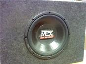 "MTX AUDIO Car Speakers/Speaker System 10"" SUB"